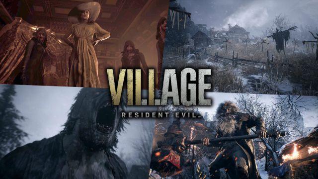 Resident Evil 8 Village sale este 7 de mayo para PS5, Xbox series, Pc y PS4