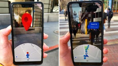 Google Maps se actualiza con nuevas funciones
