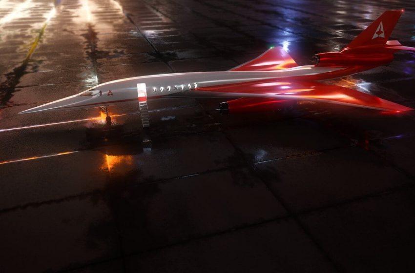 La empresa aeronáutica Aerion tendrá un avión supersónico