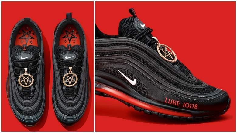 Nike y las zapatillas satán una nueva polémica