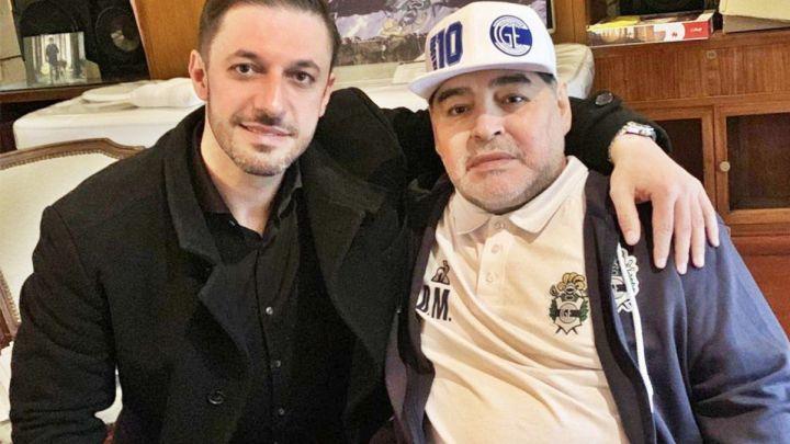 Diego Maradona estaba peleado a muerte con sus hijas. Entrevista a Matías Morla
