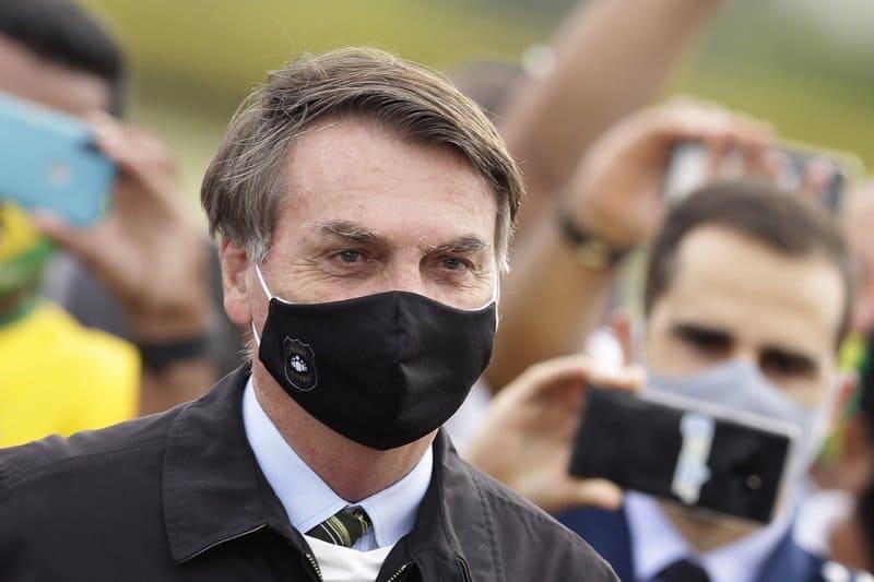 Jair Bolsonaro será investigado por el senado de su pais