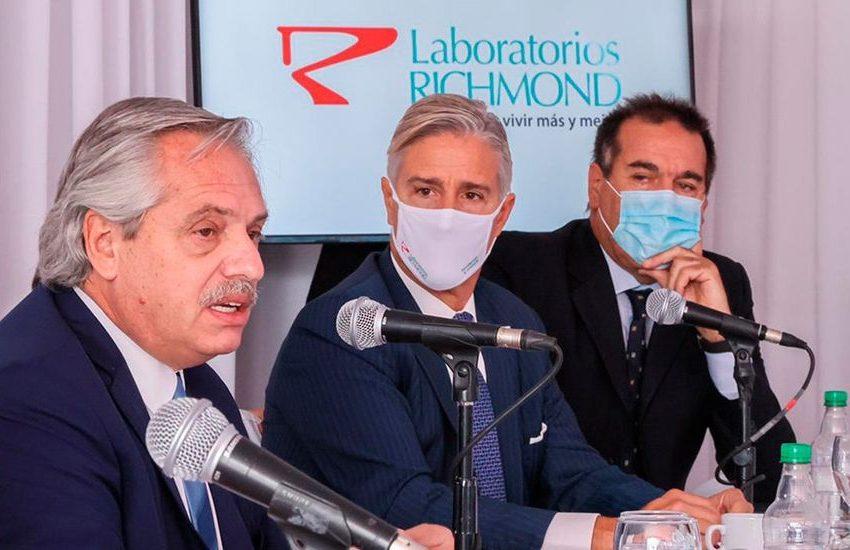 Argentina producirá la vacuna Sputnik V
