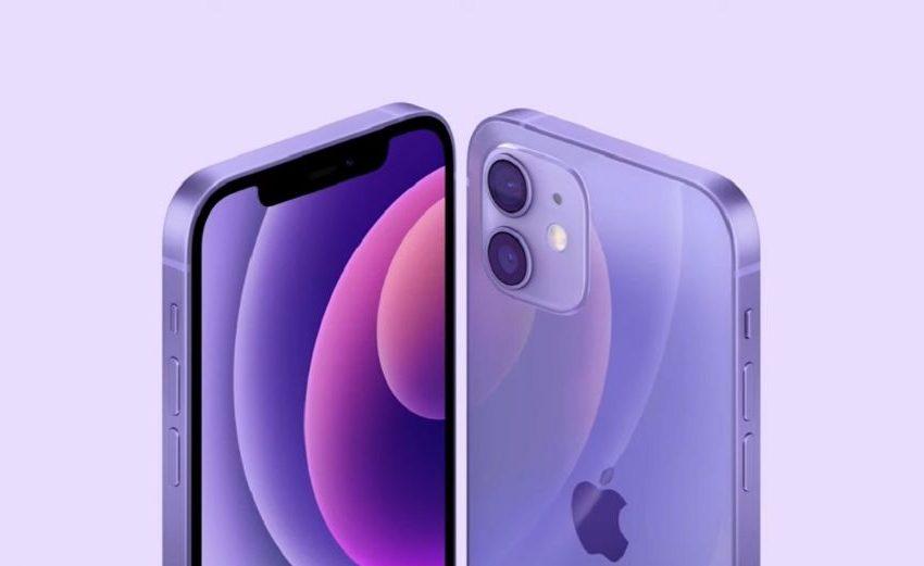 IPhone 12 y IPhone 12 Mini con un nuevo color