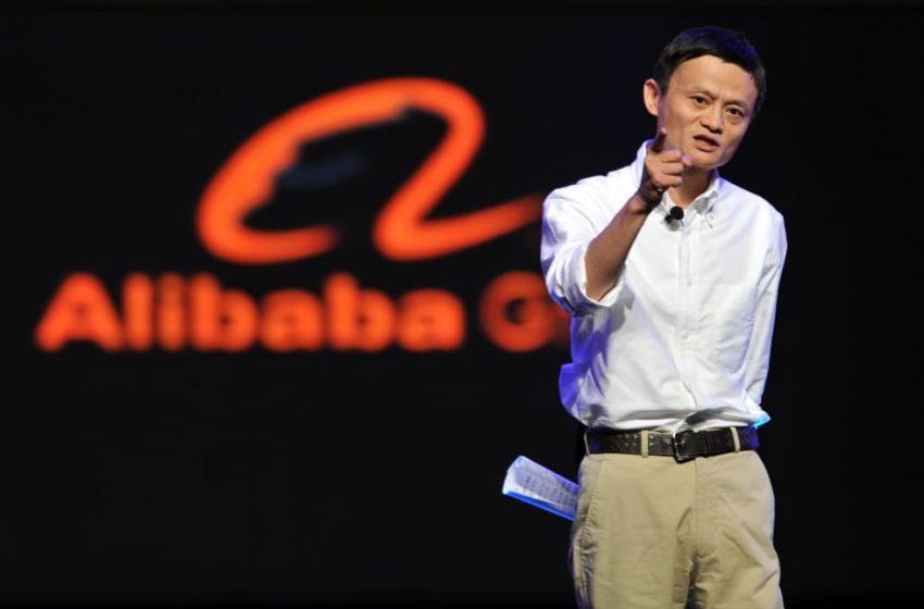 Alibaba se dispara en Bolsa luego de una multa récord en China