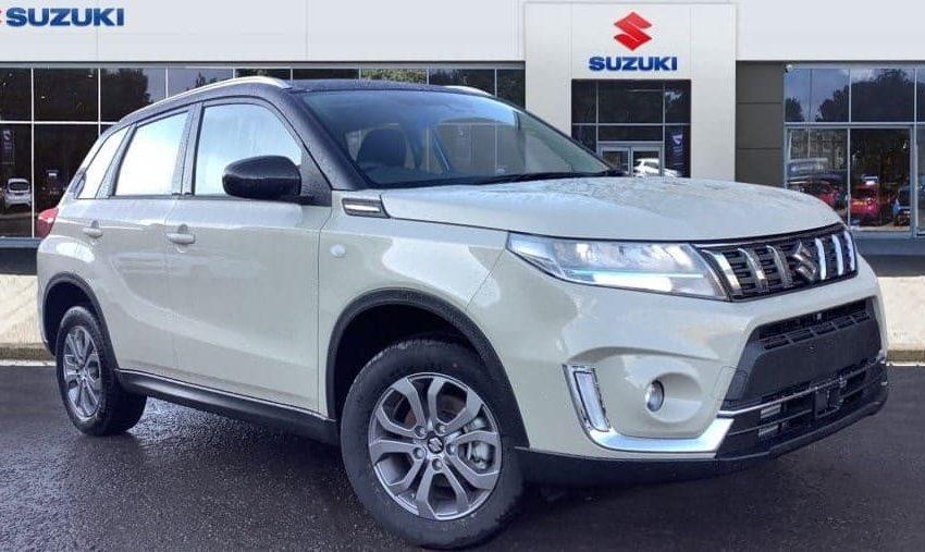 Suzuki Vitara hibrido 2021