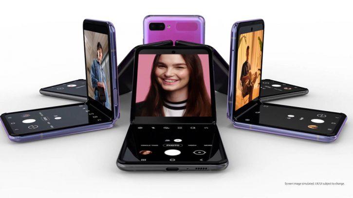Samsung Galaxy Z Flip 3 características