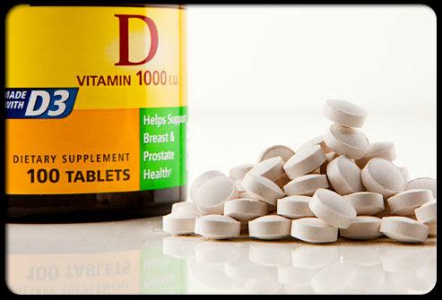 La vitamina D es beneficiosa contra el coronavirus