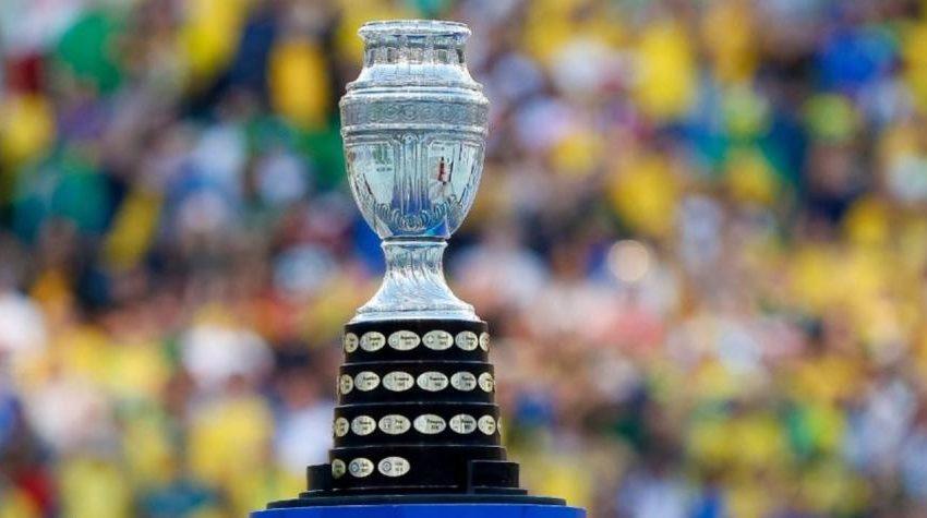 La copa américa no se jugara en Colombia