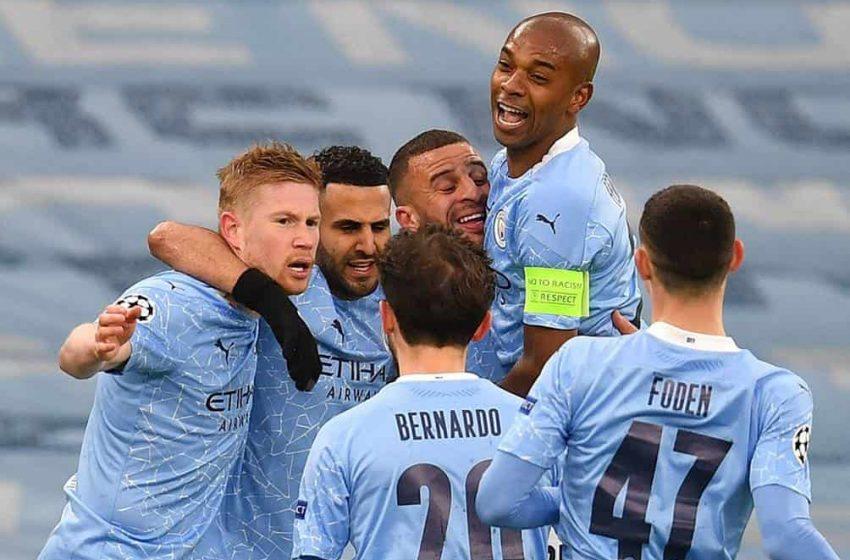 Champions League Manchester City elimina al PSG