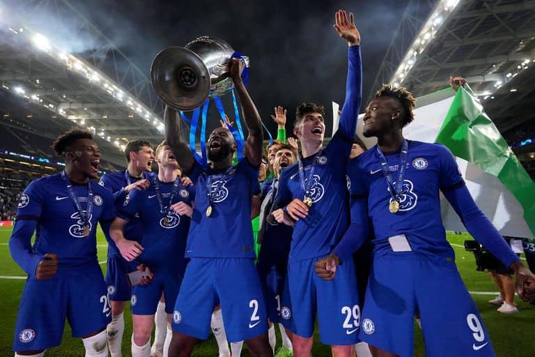 Chelsea Campeón de la UEFA Champions League 2020/21