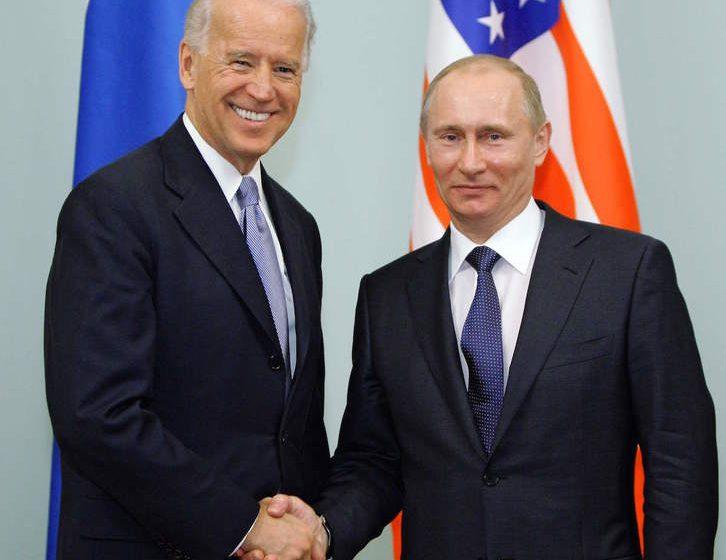 Vladimir Putin y Joe Biden se reunirán en Ginebra el 15 y 16 de junio
