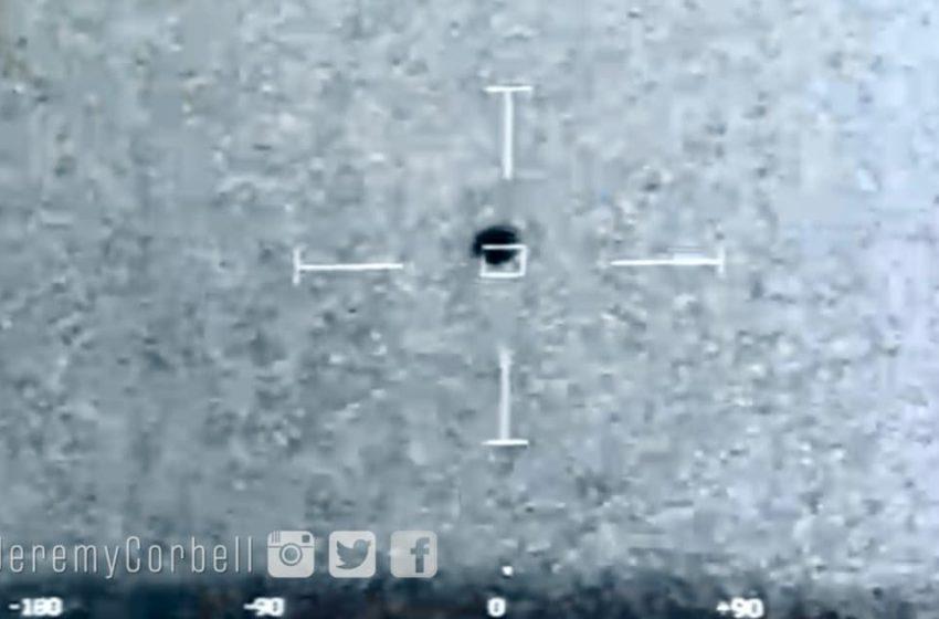 Nuevo video ovni confirmado por el pentágono