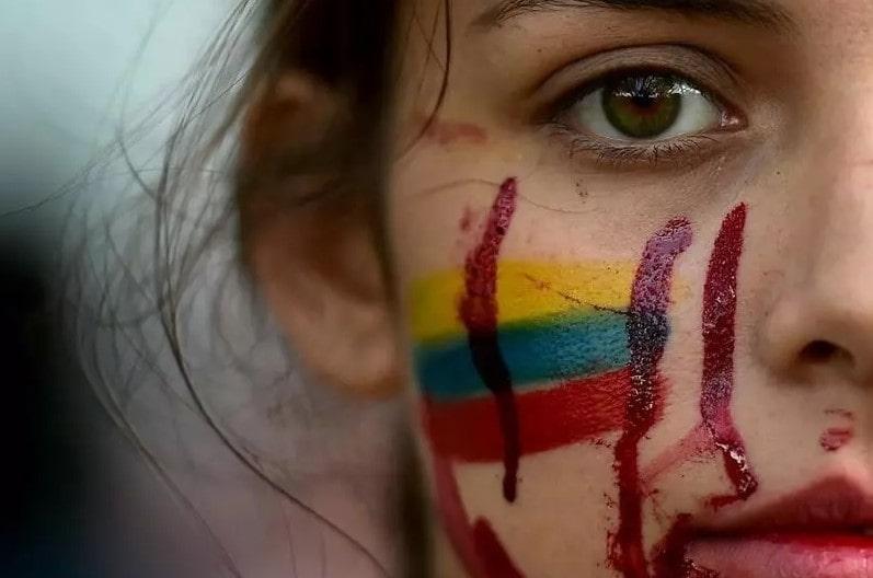 Detenciones arbitrarias, homicidios, agresiones y violaciones en Colombia