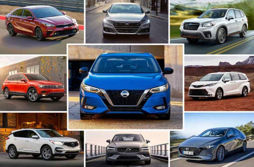 Consumer Report los 7 mejores autos según su precio