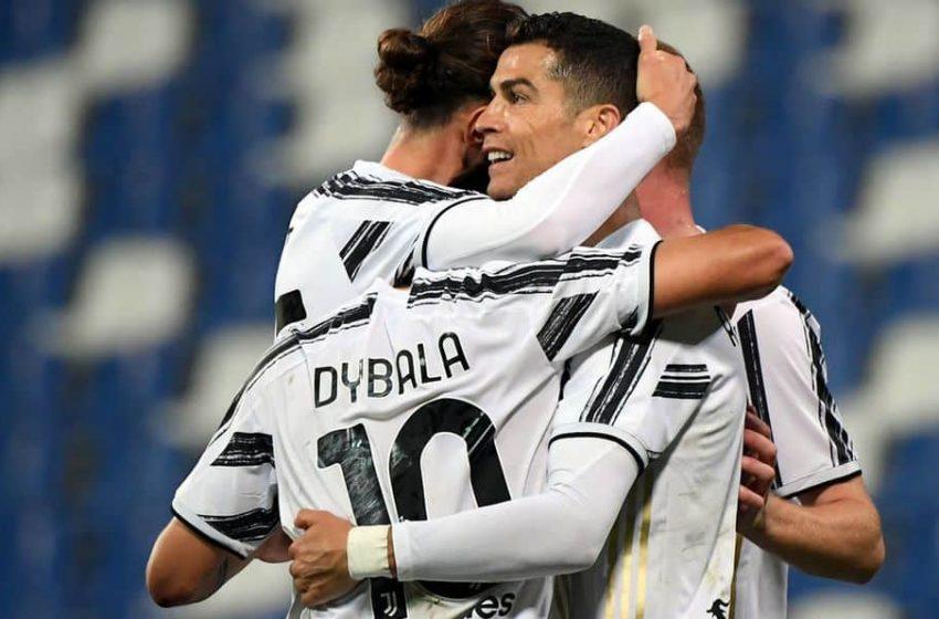 Cristiano Ronaldo llega a los 100 goles con la Juventus y marca un  nuevo récord