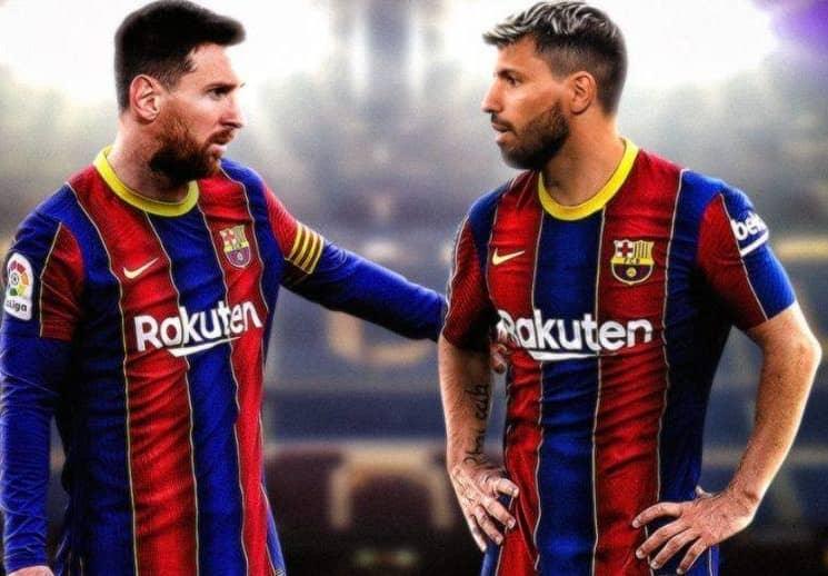 El Kum Agüero jugará en el Barcelona