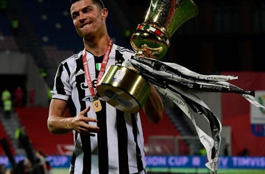 Cristiano Ronaldo analizó su temporada en la Juventus