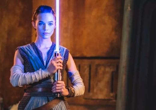Disney lanza el sable laser de Star Wars