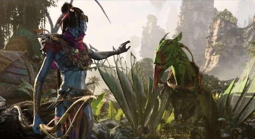 Avatar fronteras de pandora el nuevo video juego de James Cameron