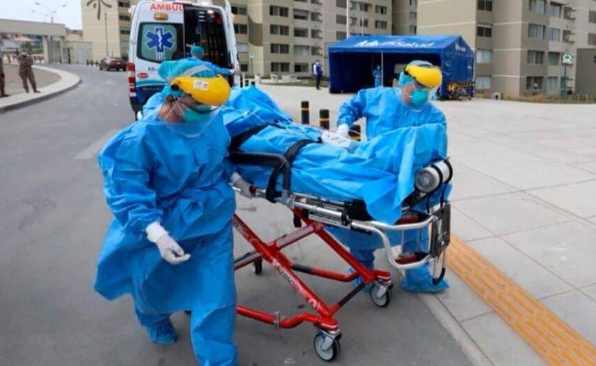 Perú con la mayor tasa de mortalidad por COVID-19 en el mundo