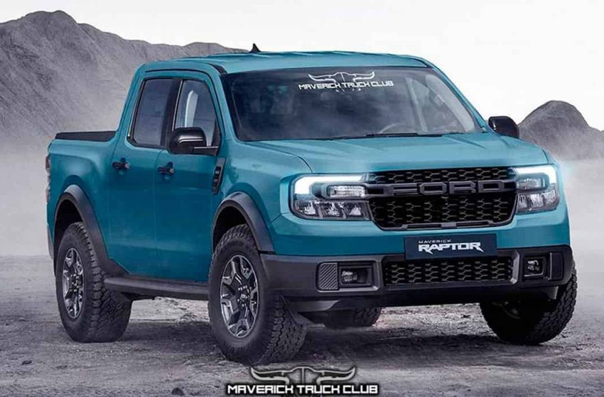 La nueva Ford Maverick pick up