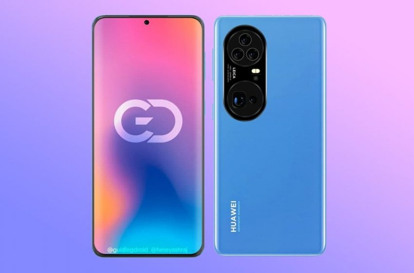 Huawei P50 el próximo smartphone insignia de la compañía