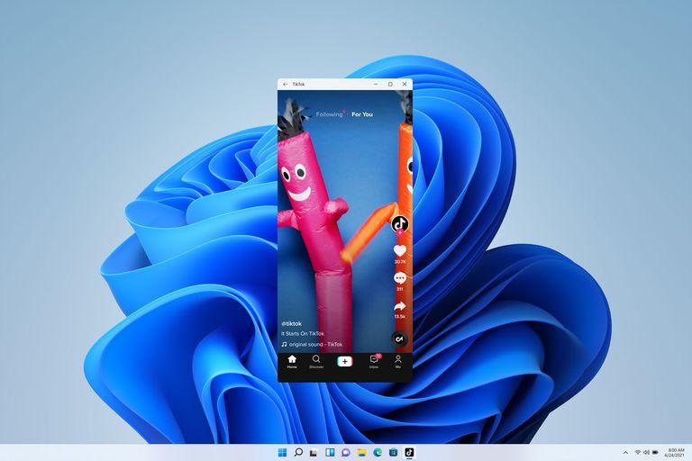 Windows 11 ejecutara aplicaciones de Android