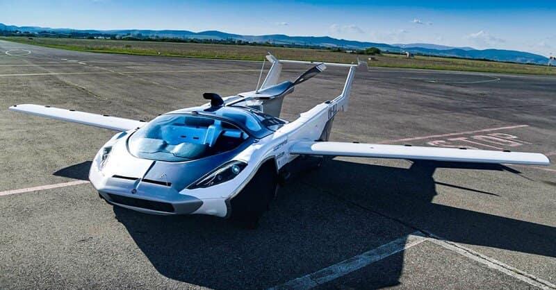 AirCar completó vuelo de prueba entre 2 aeropuertos