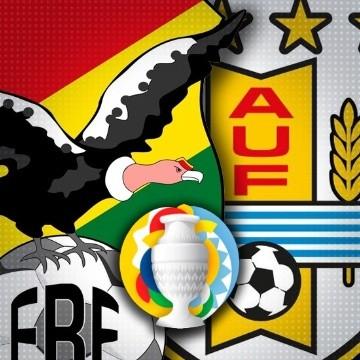 Bolivia vs Uruguay se juegan la clasificación