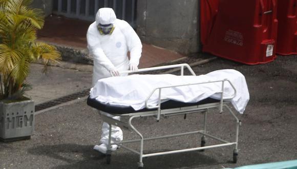 Colombia llega a los 100.000 muertos por Covid-19