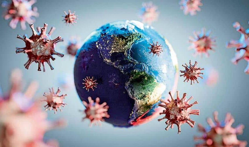 La variante Delta del coronavirus se extiende por todo el mundo