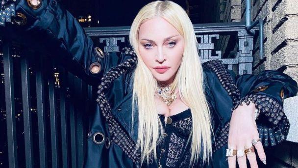 Madonna reaparece con show en apoyo a la comunidad LGBTQ. en Nueva York