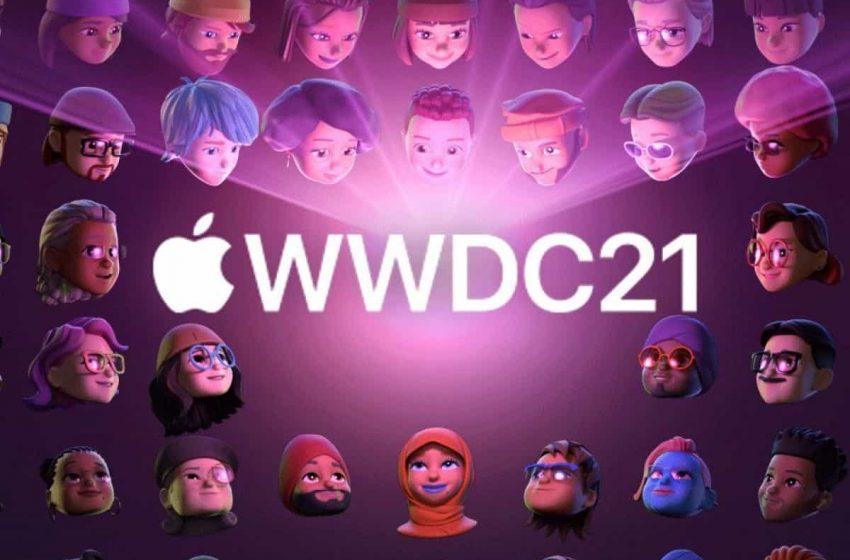 Apple WWDC 2021 horario y donde ver el evento