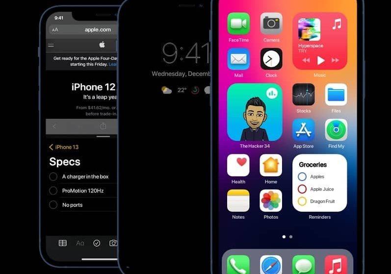 Todas las novedades de WWDC 2021 de Apple