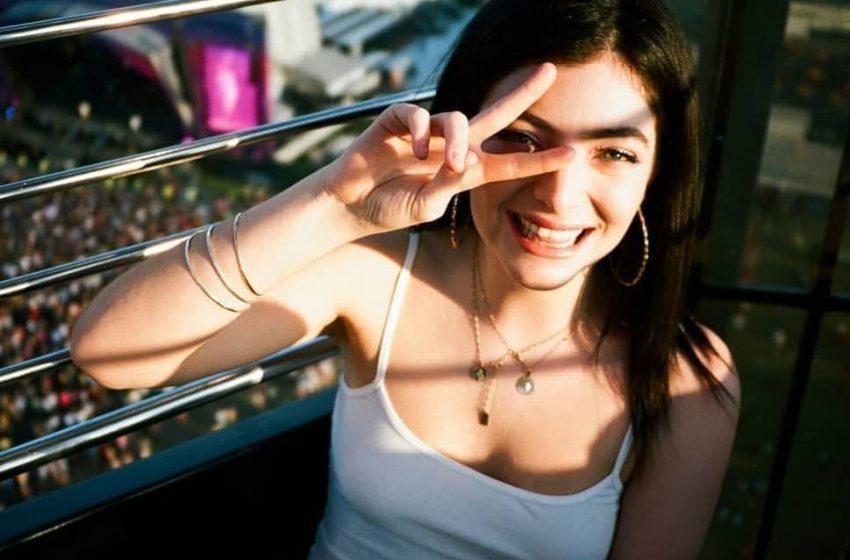 """Lorde vuelve a la música con su nueva canción """"Solar Power"""""""
