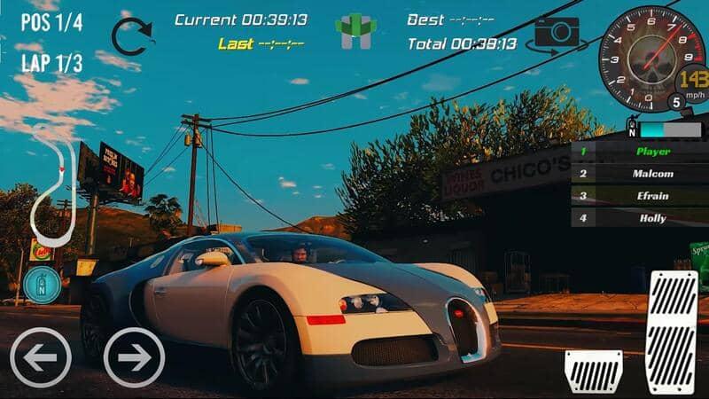 Los mejores Videojuegos de autos
