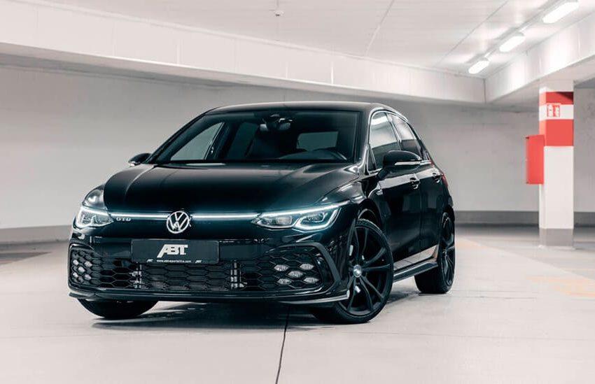 Versión ABT del Volkswagen Golf con potencia de 384 CV