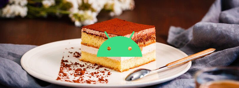 Android 13 se renombra a Android Tiramisú