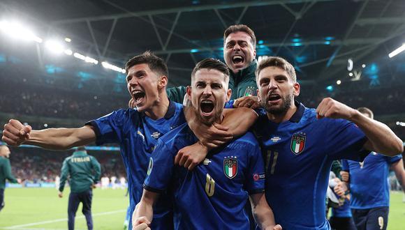 Italia campeón de Europa