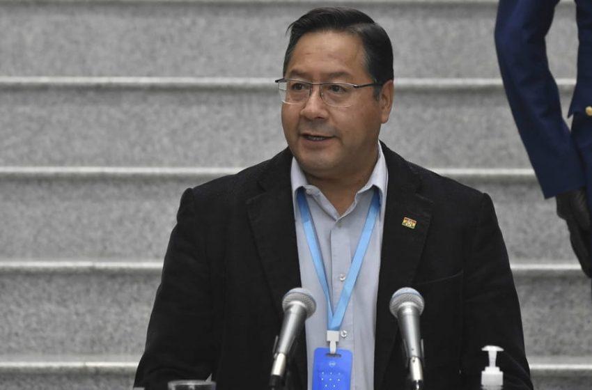 Presidente de Bolivia anuncia la adquisición de 6 millones de vacunas Sinopharm