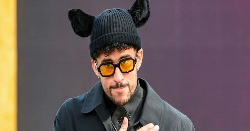 """Bad Bunny promociona su nueva canción """"De Museo"""""""