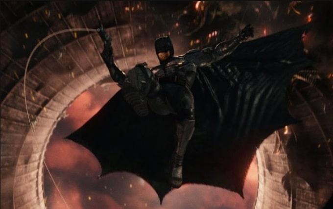 Se filtra rodaje de Batman en la película de Flash