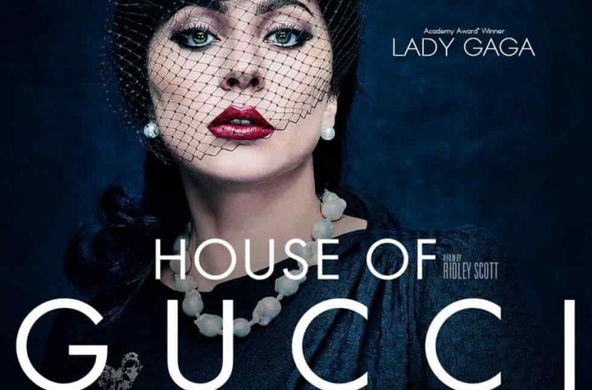 Presentan primer tráiler de House of Gucci