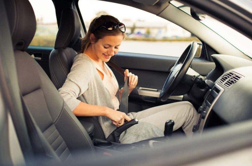 Razones para usar siempre el cinturón de seguridad