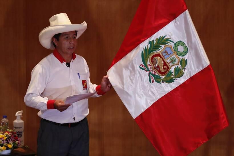 Pedro Castillo asumirá la presidencia de Perú el 28 de julio