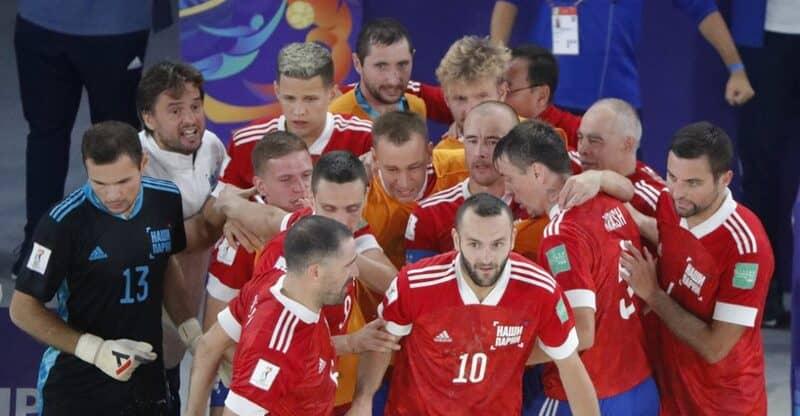 Rusia es el nuevo campeón mundial de fútbol playa