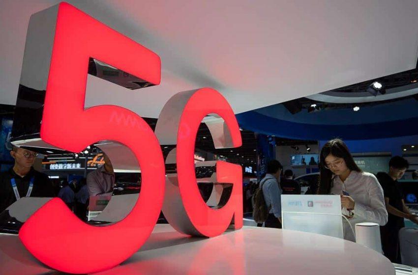 China deja un mínimo de participación a Ericsson en las redes 5G en su país