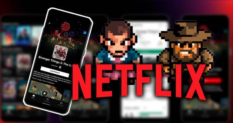 Netflix estrena su sección de videojuegos para Android