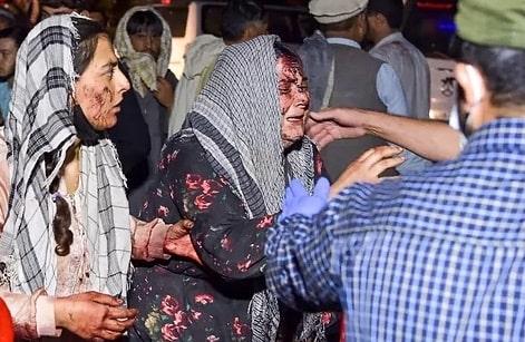 Afganistán 13 muertos en explosión cerca al aeropuerto de Kabul